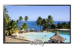 Samsung 40 Commercial Grand Écran LCD Format Me40a Et Support Mural