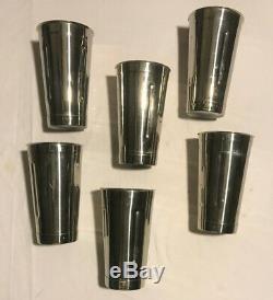 Secouer Support Mural Lait Commercial Mixer Et 6 Tasses De Mélange Inox Steele