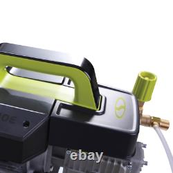 Série Commerciale 1800 Psi Max 1.6 Gpm Laveuse À Pression Électrique Avec Montage Mural