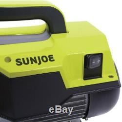 Sun Joe Commercial 1300 Psi 2 Gpm Nettoyeur Haute Pression Électrique Avec Support Mural