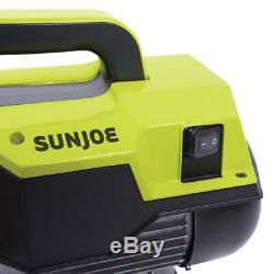 Sun Joe Nettoyeur Haute Pression Électrique Mural Commercial Vaporiser Baguette 1300 Psi 2 Gpm