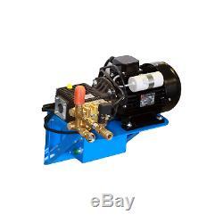 Support Mural 230v Nettoyeur Haute Pression Électrique Automatique Commercial 220v
