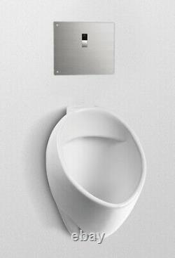 Toto Ut105uv Commercial 1/8 Gpf Wall Mounted Urinal Coton